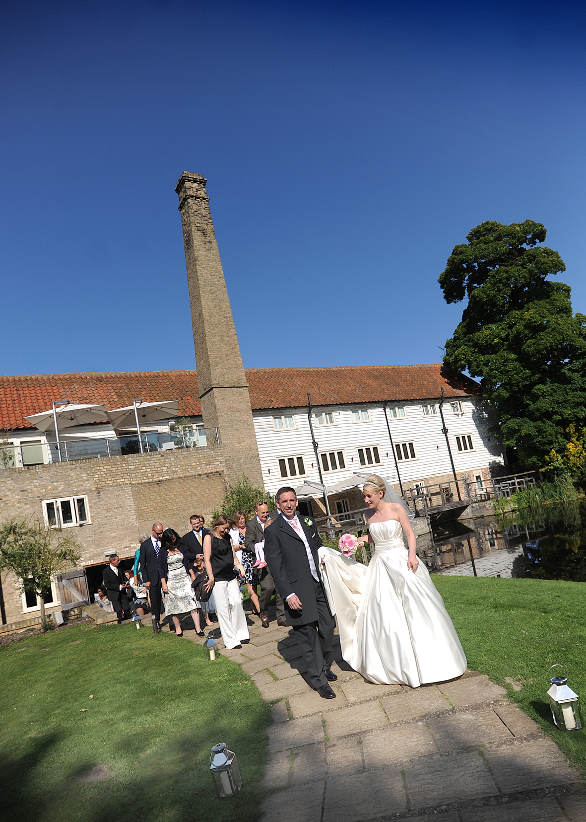 Tuddenham Mill wedding photographer