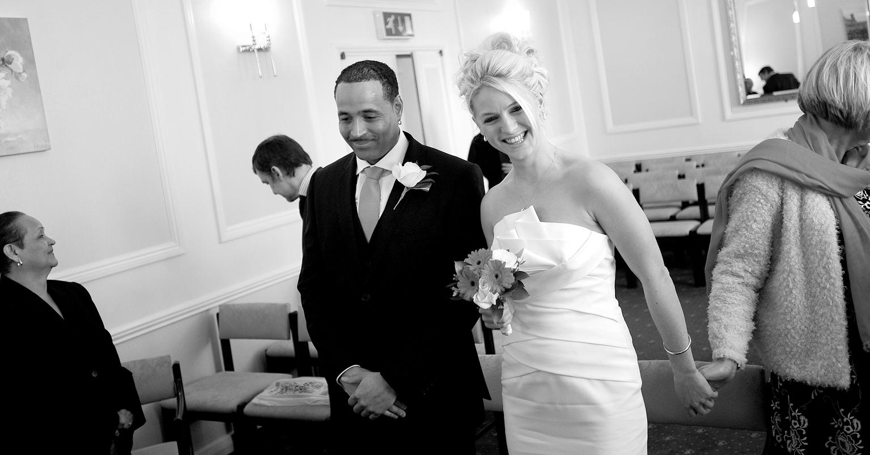 Cambridge Registry Office Wedding Photographer
