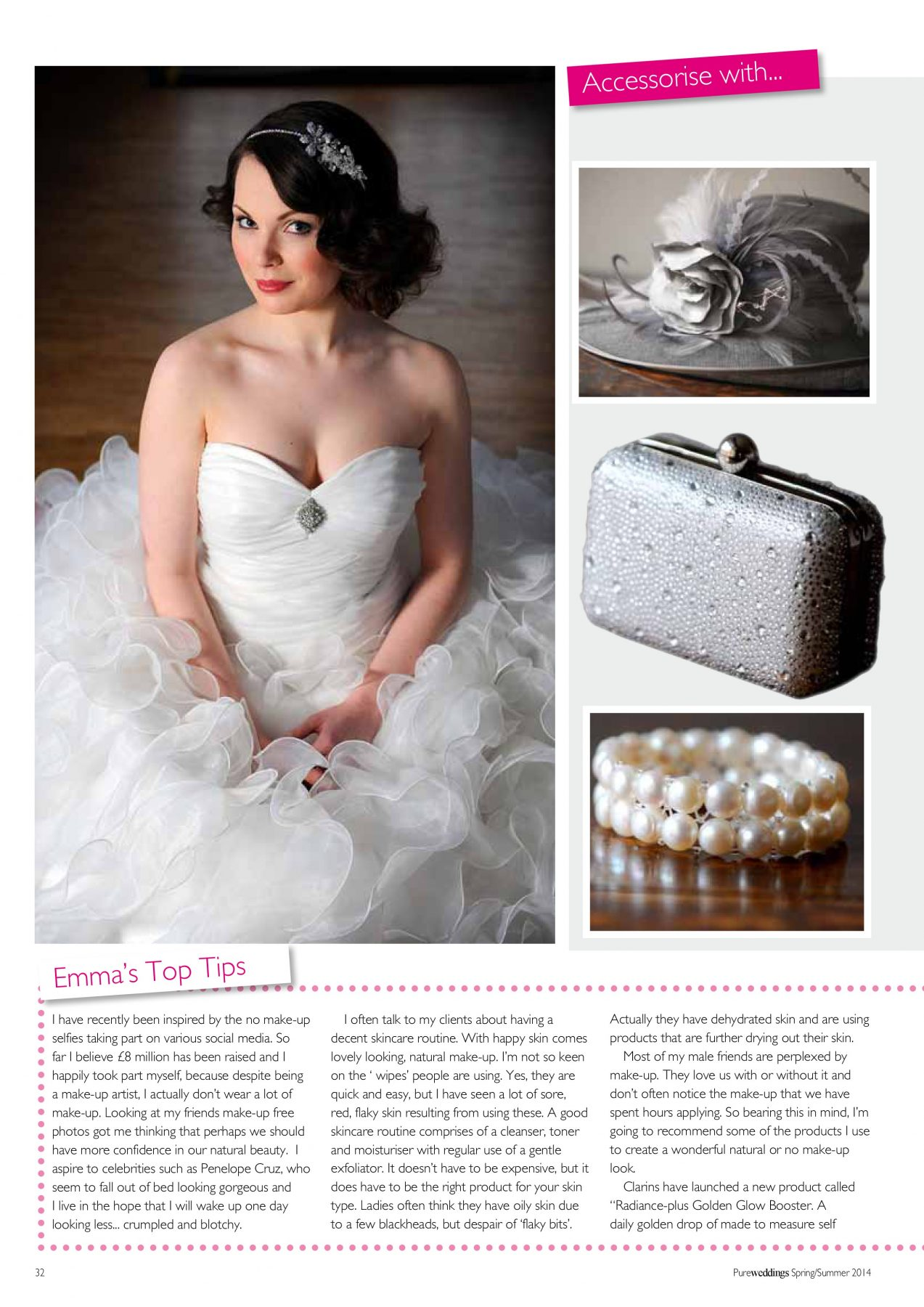 Bridal fashion shoot, Woodbridge – Gregg Brown Weddings