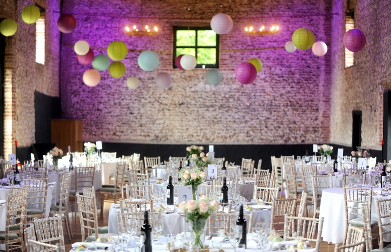 The Granary Estates Wedding