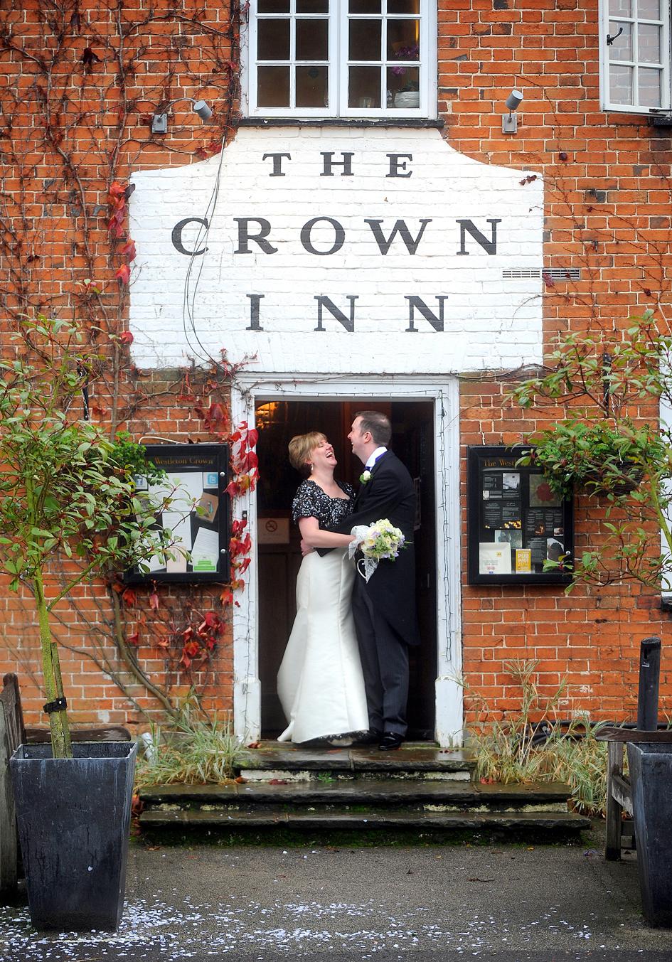 Westleton Crown Wedding (11)