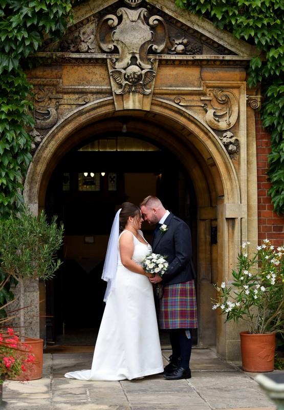 Westminster College wedding photographer