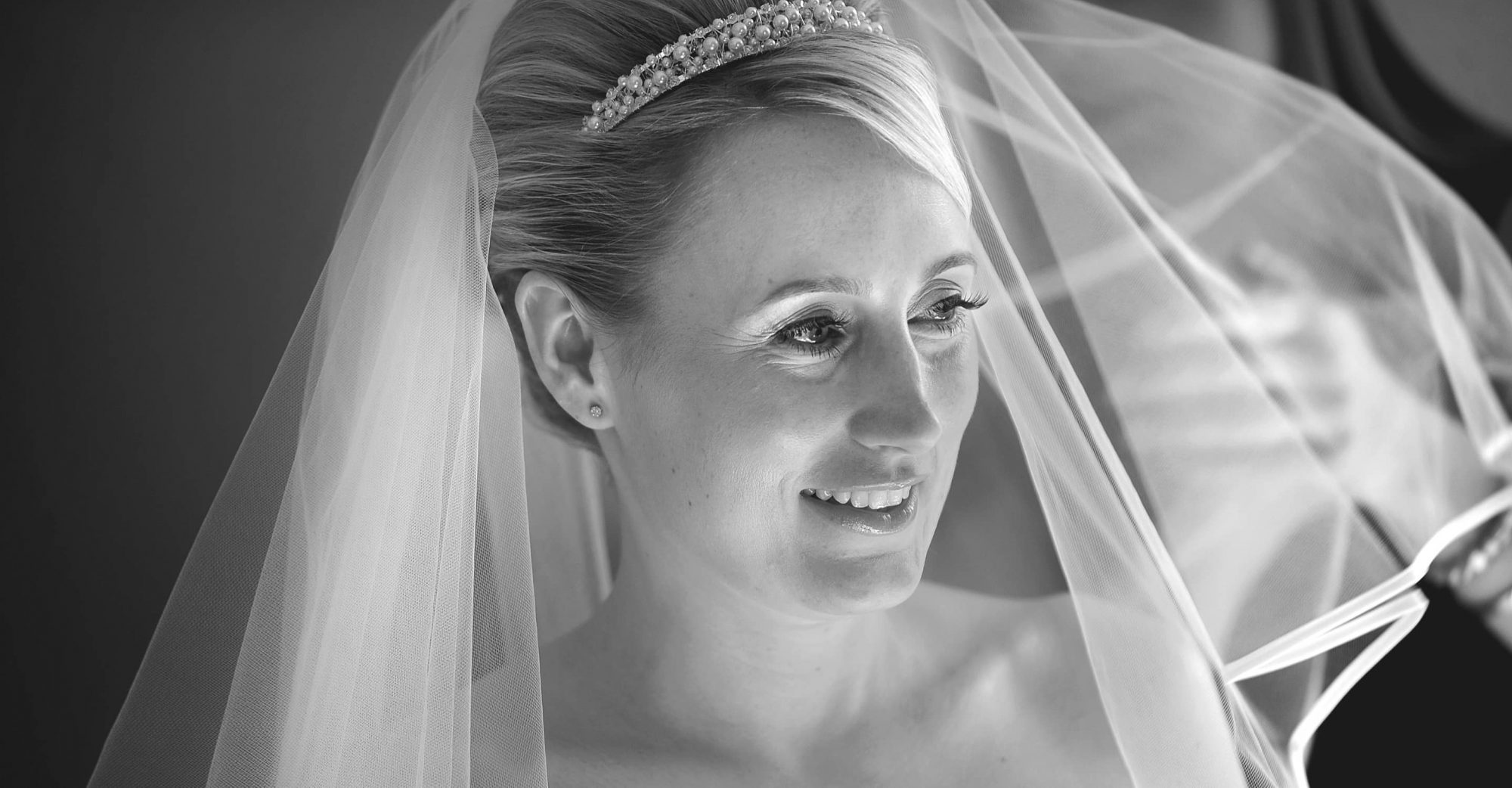 Suffolk Wedding Photo by Gregg Brown - Bride