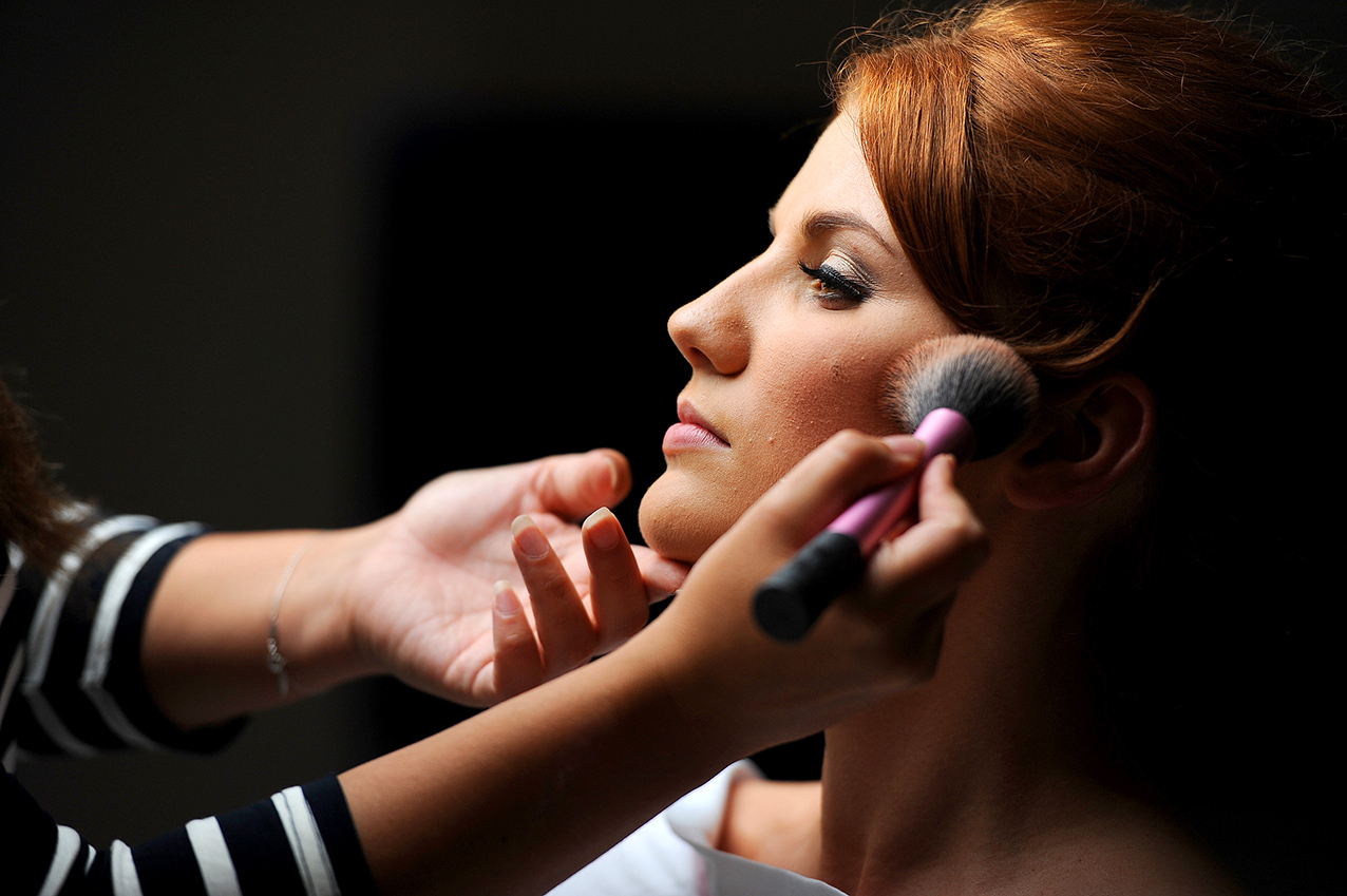 wedding makeup essex
