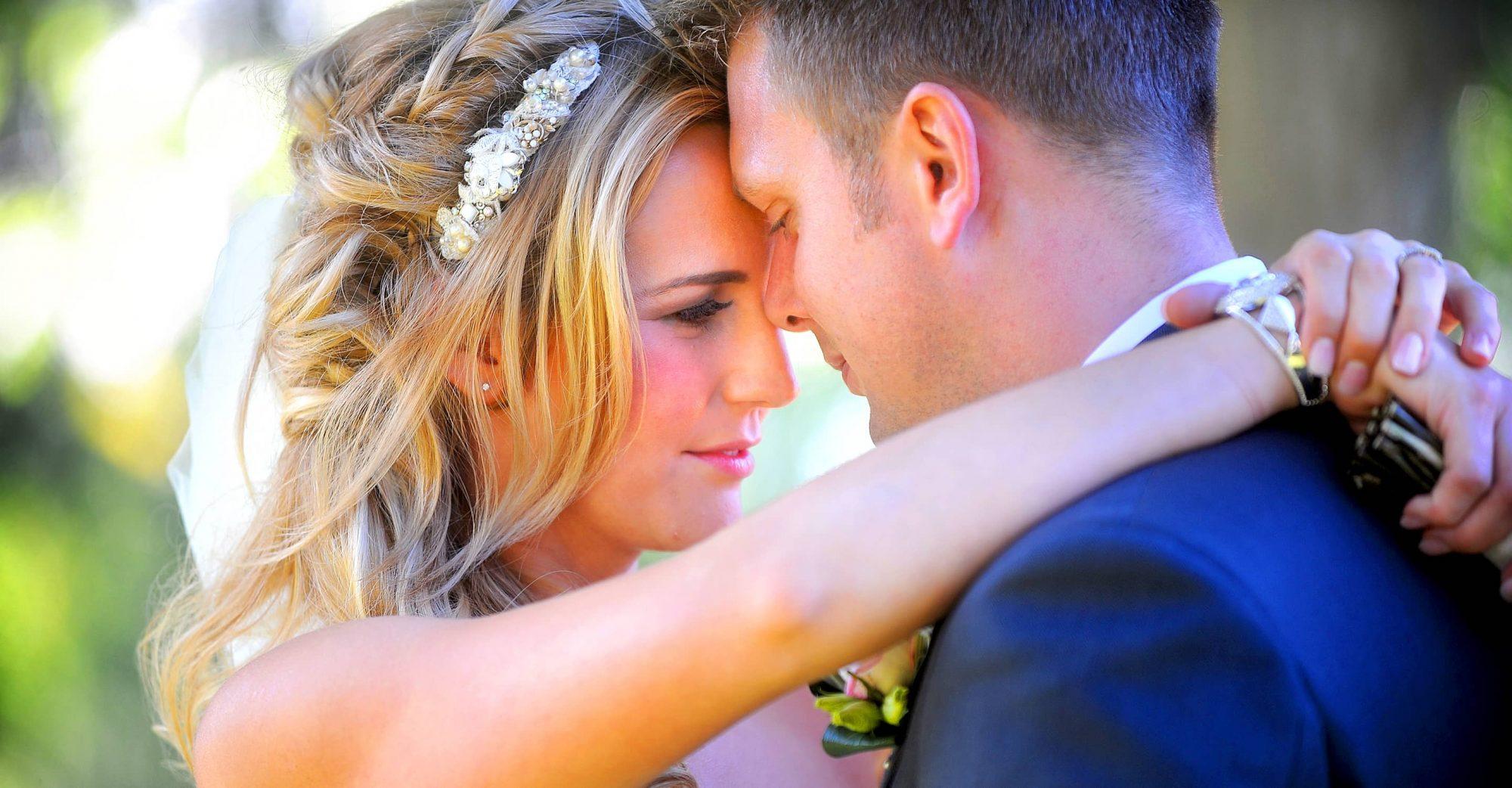 Essex based wedding photographer - Married couple