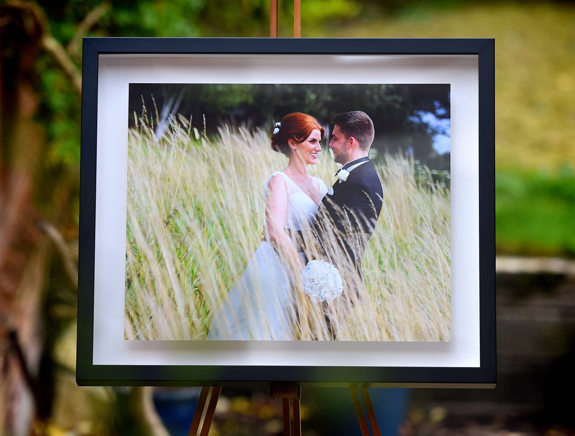 wedding photographer Essex frames