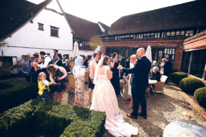 lavenham swan wedding venue