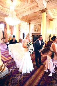 photographs wedding down hall essex