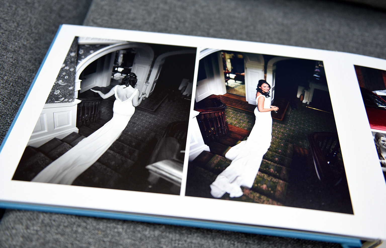 wedding photo album essex