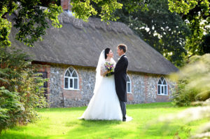 wedding couple photograph